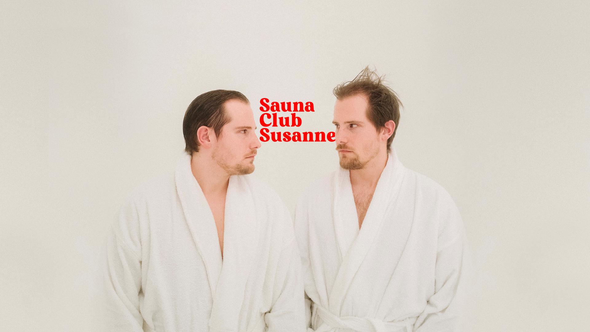 Saunaclub Susanne: World Wide Wohnzimmer goes Podcast